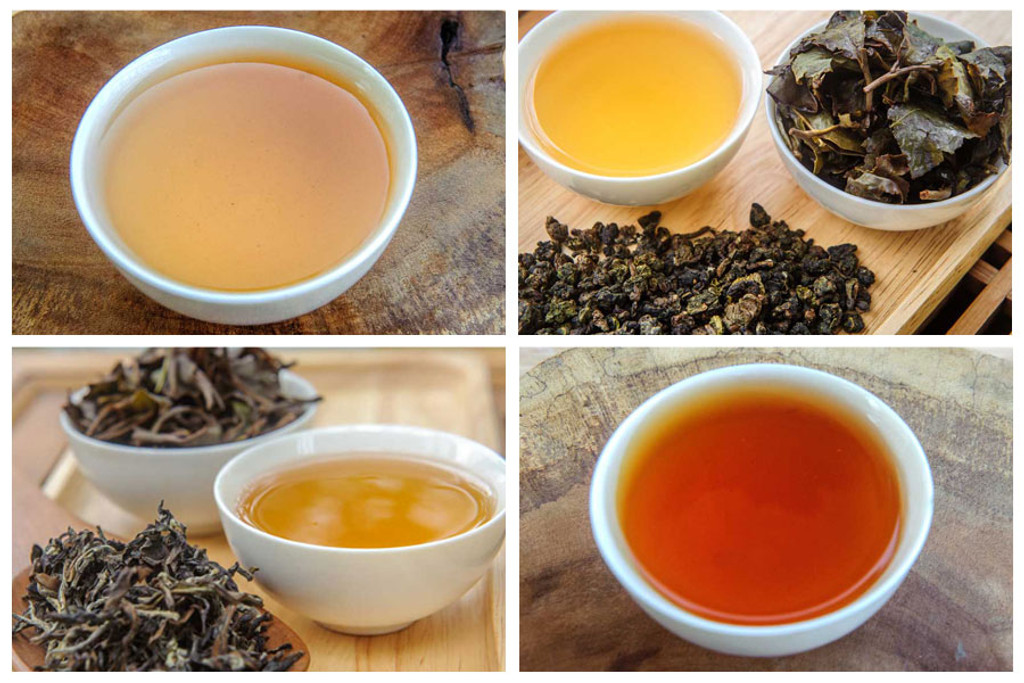 The Oolong Tea Collection Images