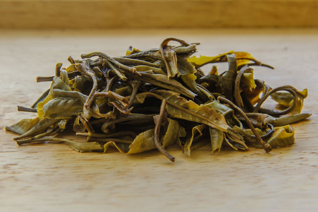 Forest Genie Dark Tea Wet Leaf