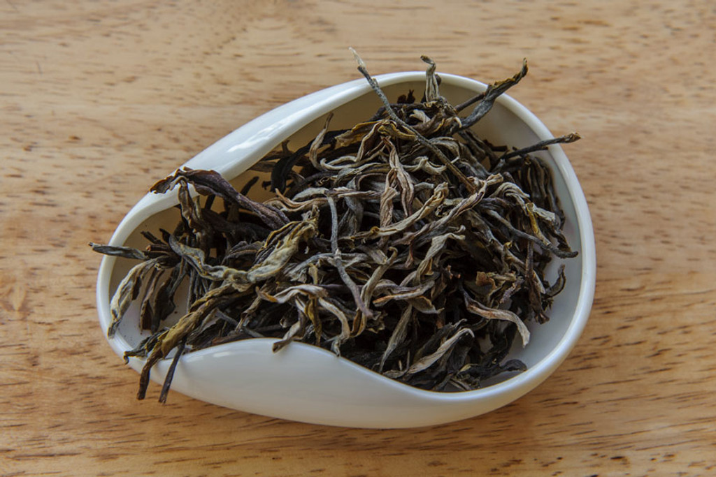 Forest Genie Dark Tea Y Ty Vietnam Dry Leaf