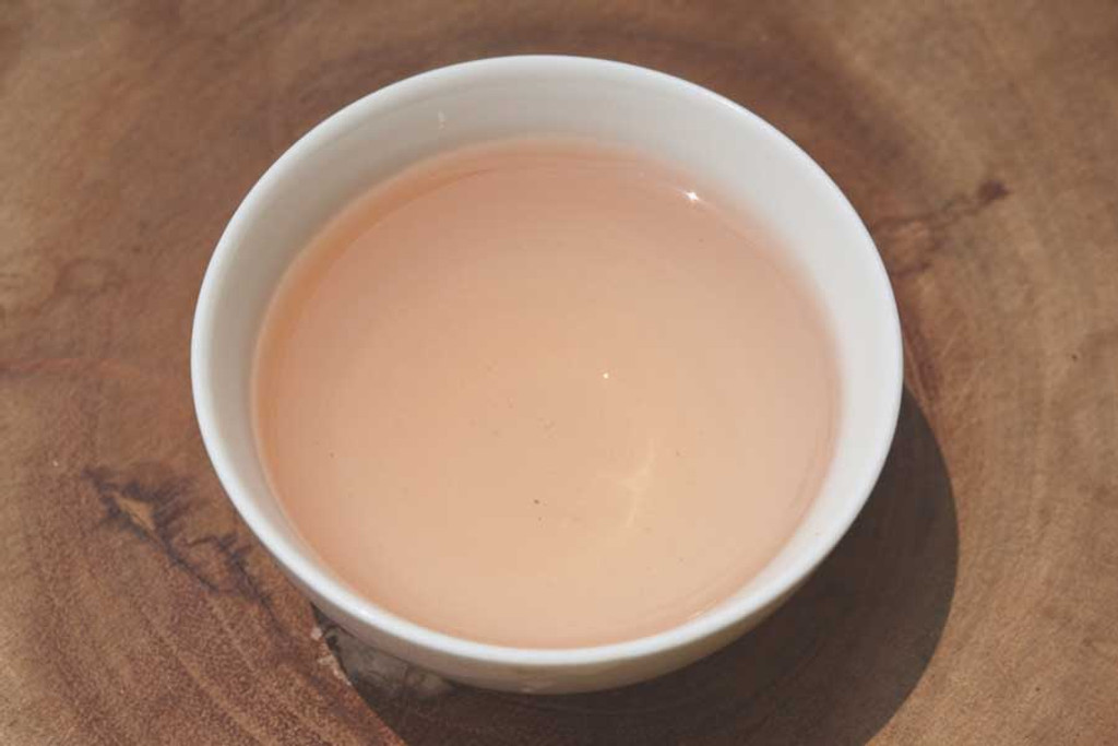 Blushing Moon Green Tea Cup