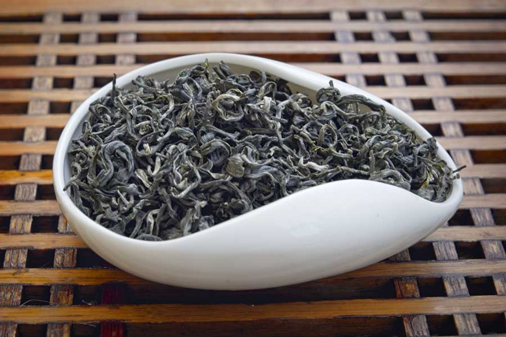 Bamboo Dream Green Tea Dry Leaves