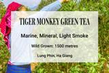 Tiger Monkey Green Tea, Lung Phin, Ha Giang, Vietnam. WIld tea, ancient tea trees, shan tuyet