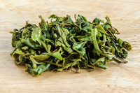 Tiger Monkey Green Tea, Vietnam - Wet Leaves