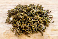 Lotus Green Tea Vietnam Wet Leaves