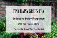 Tiny Daisy Vietnam Tea