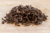 Lady Trieu Earl Grey Tea Vietnam Wet Leaves