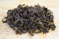 Sun Bear Oolong Tea Wet Leaves