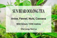 Sun Bear Oolong Tea