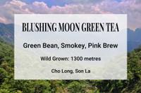 Blushing Moon Green Tea