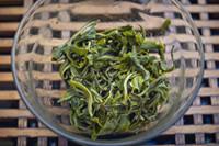 Bamboo Dream Green Tea Wet Leaves
