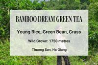 Bamboo Dream Green Tea