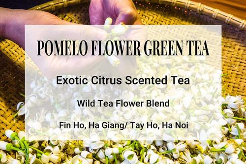 Pomelo Flower Tea
