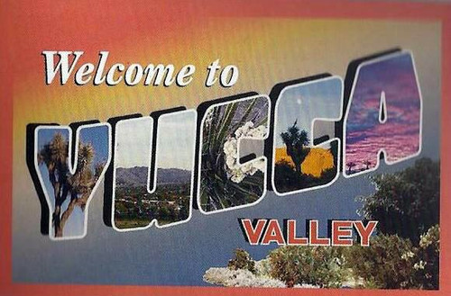 Yucca Valley sticker made by local photographer Paul Morehead