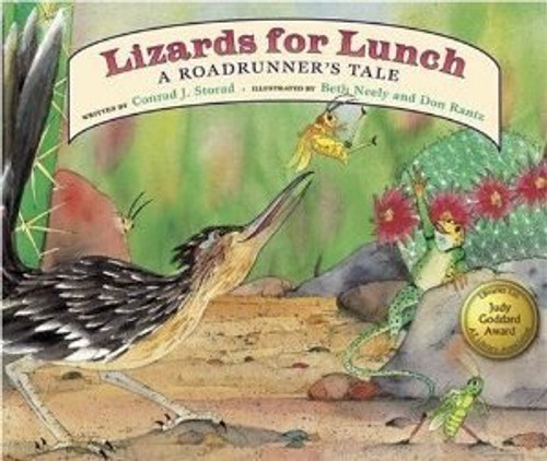Lizards for Lunch, A Roadrunner's Tale, Children's Book