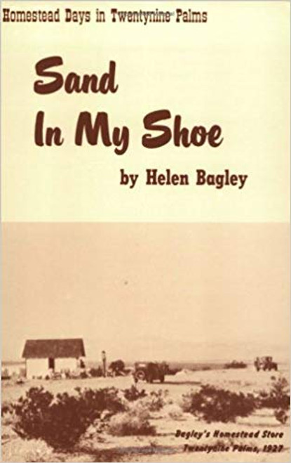 Sand in My Shoe by Helen Bagley