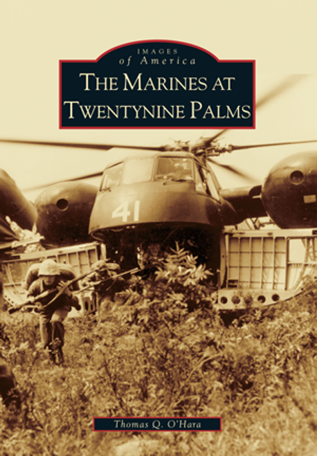 The Marines at Twentynine Palms will interest any military buff and delight any former Marine.  Full of historic photos, facts and stories, this book will inform and inspire.