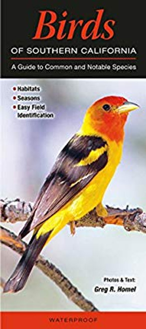 Birds of Southern California Waterproof Brochure