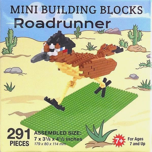 Roadrunner Mini Building Blocks
