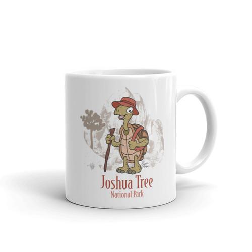 Joshua Tree Tortoise Mug
