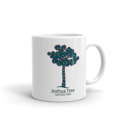 Joshua Tree Lit Tree Mug