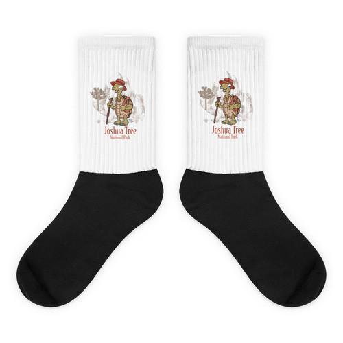 Joshua Tree Tortoise Socks