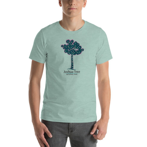 Joshua Tree National Park Short-Sleeve Unisex T-Shirt