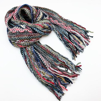 Squiggles Scarf