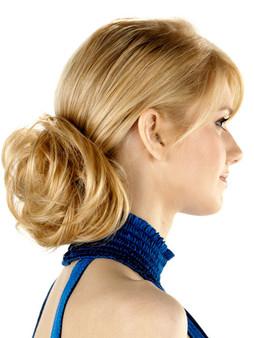 Swirly Wrap around Hair Piece