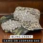 Bling Cadet Cap