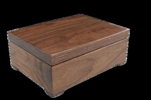 Walnut Keepsake Box - 6x8