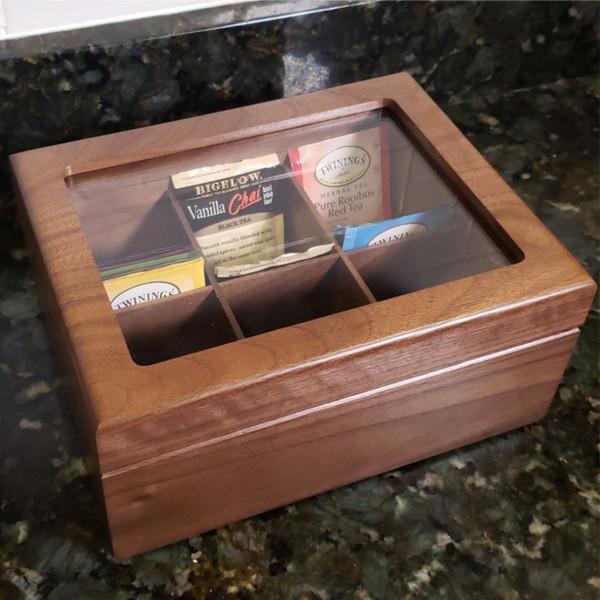 Test tea box image from CDN