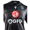 Official Port Adelaide Macron 2021 Run Out T-Shirt