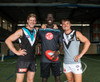 Official Port Adelaide Macron 2021 Home Guernsey