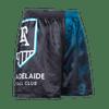 Port Adelaide Satin Boxer Shorts - Side