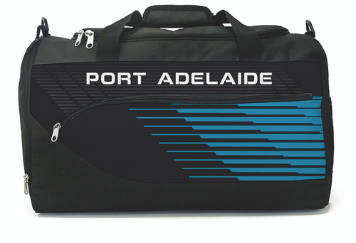 Port Adelaide Bolt Sports Bag