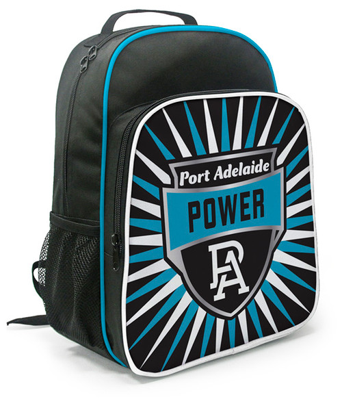 Port Adelaide Shield Back Pack