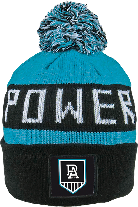 Port Adelaide Bar Beanie