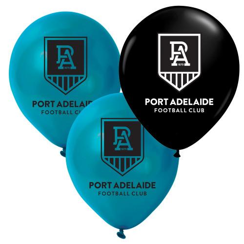 Port Adelaide Pk 25 Balloons