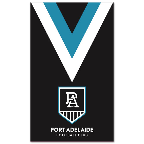 Port Adelaide Supporter Flag