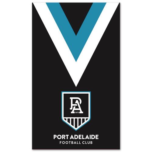 Port Adelaide Supporter Flag