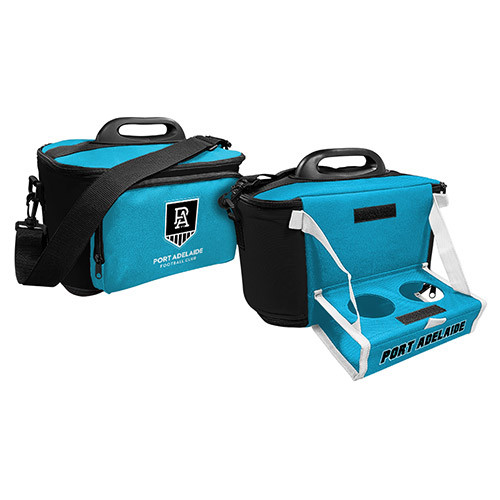 Port Adelaide Cooler Bag with Tray