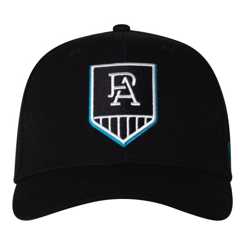 Port Adelaide S20 Adults Staple Cap