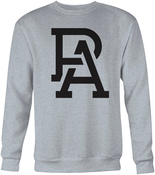 Port Adelaide Mens Crew Jumper