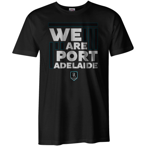 Port Adelaide We Are Port Adelaide Tee