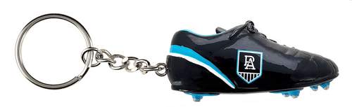 Port Adelaide Boot Keyring
