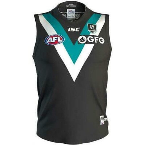 Port Adelaide ISC Home Guernsey