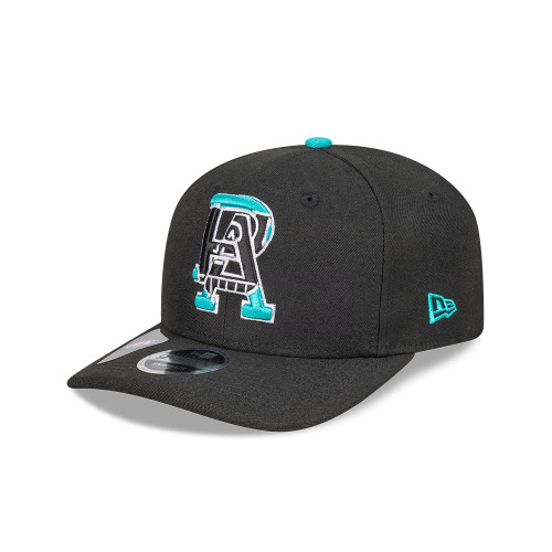 9Fifty New Era Cap PORT ADELAIDE ORIGINAL FIT LETTER INFILL