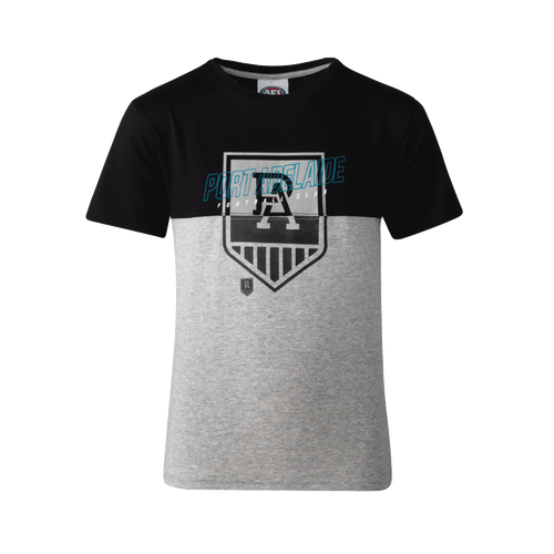 Port Adelaide W21 Youth Supporter Tee
