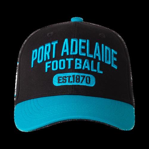Port Adelaide W21 Vintage Cap