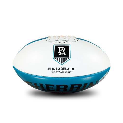 PAFC Autograph PVC Sherrin Size 3
